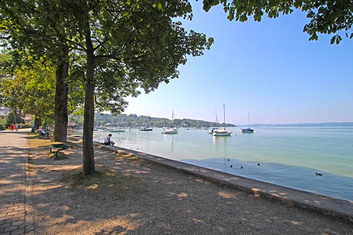Herrsching Seepromenade