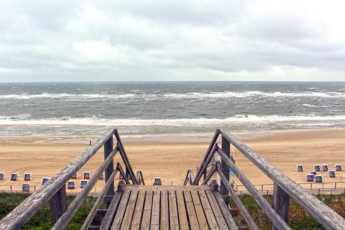Strand von Sylt