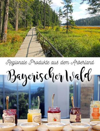 Regionale Produkte Arberland im Bayerischen Wald