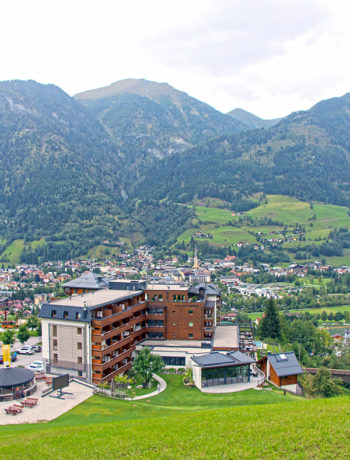 Das Goldberg Wellnesshotel in Bad Gastein im Pinzgau