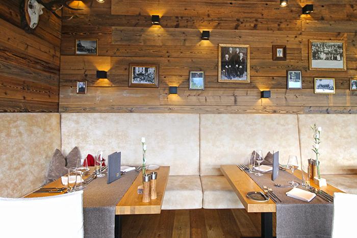 Restaurant im Das Goldberg