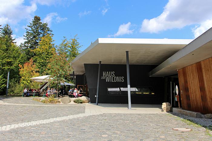 Haus zur Wildnis im Nationalpark Bayerischer Wald