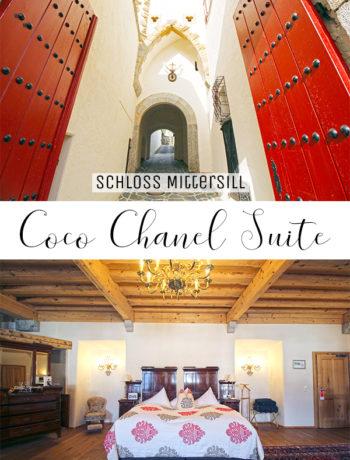 Schloss Mittersill im Salzburger Land