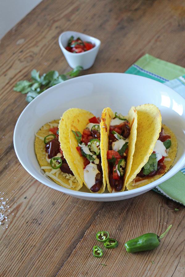 Veggie Tacos mexikanisch