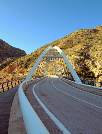 Brücke bei Millares, Valencia