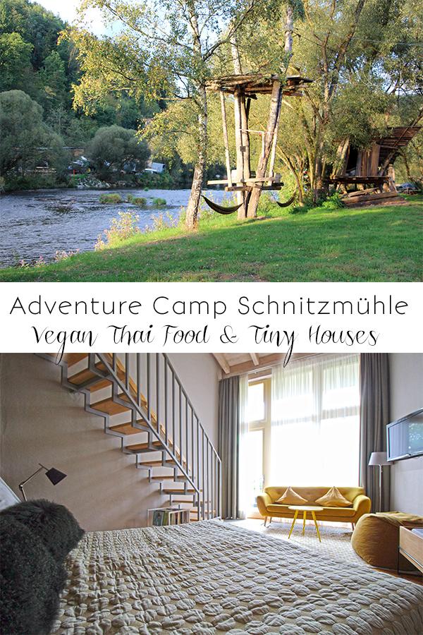 Schnitzmühle: Adventure Camp im Bayerischen Wald
