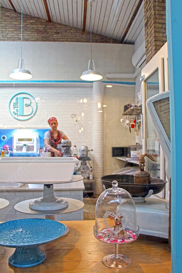 La Mas Bonita Cafe in Valencia, Ruzafa