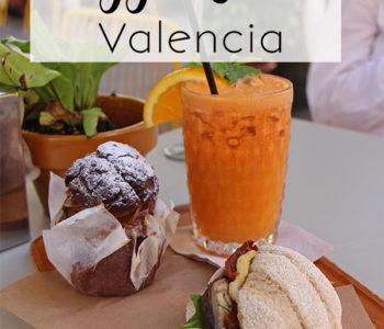 Vegetarische und vegane Restaurants und Cafes in Valencia, Veggie Guide