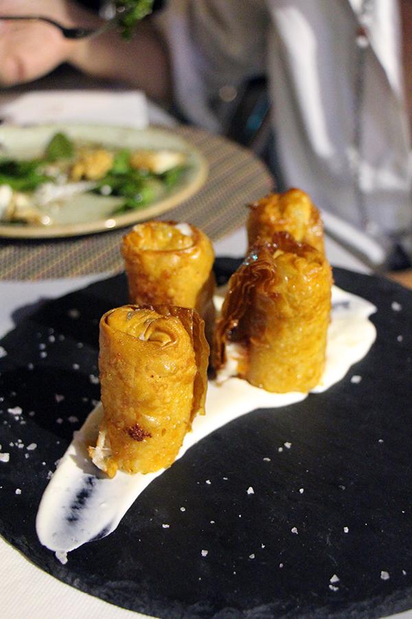 Vegetarische Tapas in Valencia bei Masusa Paella Bar