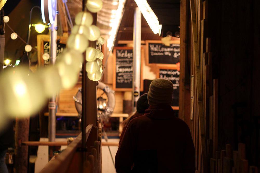 Weihnachtsmarkt Alte Utting in München