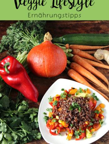 Ernährungstipps für Veggies - vegetarian & vegan lifestyle