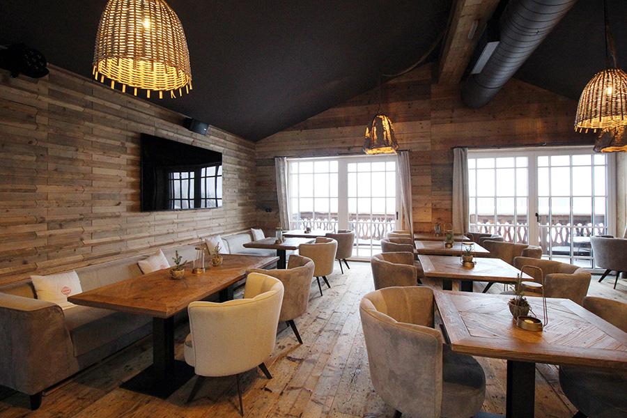Restaurant Dachboden im Hotel Sepp, Maria Alm
