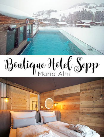Boutique Hotel Sepp in Maria Alm, Salzburger Land