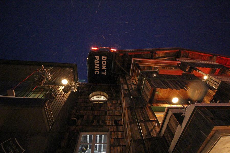 Außenfassade Hotel Sepp Maria Alm