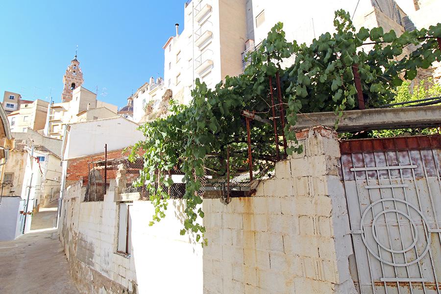 Altstadt von Chelva in der Provinz Valencia