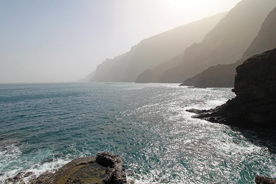 Naturpool am Punto San Lorenzo auf La Gomera