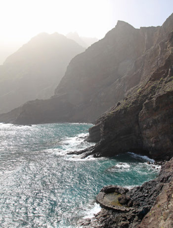 La Gomera: Wanderweg San Lorenzo