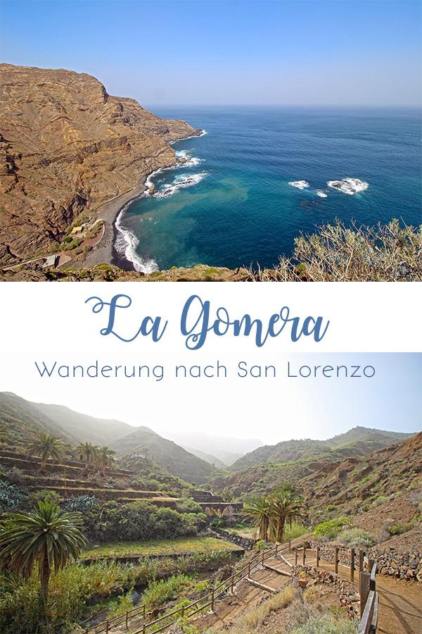 La Gomera: Wanderweg Nr. 33 nach San Lorenzo
