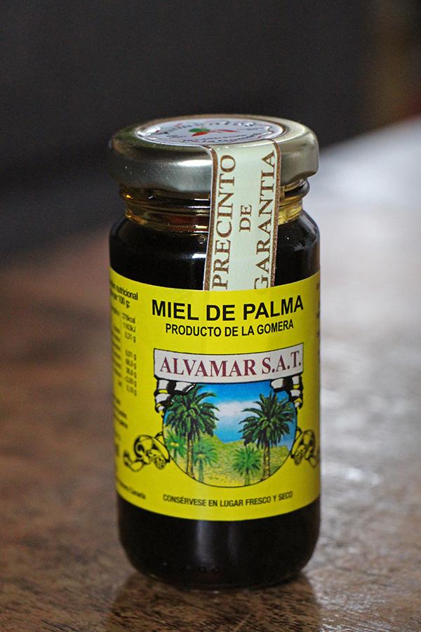 Miel de palma - Palmhonig