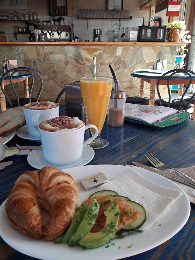 Frühstück im Noah's Ark