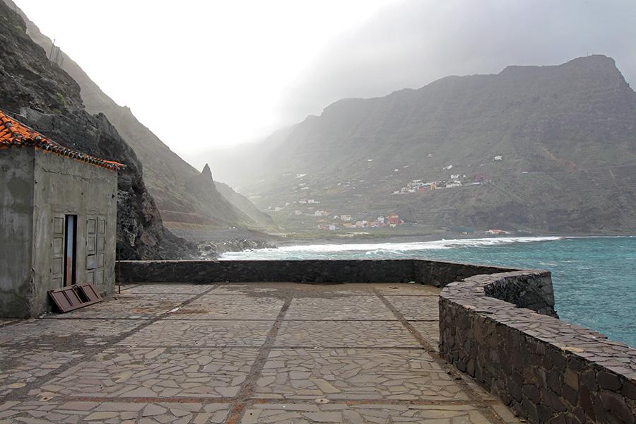 lost places auf La Gomera, Kanaren - Hermigua El Pescante