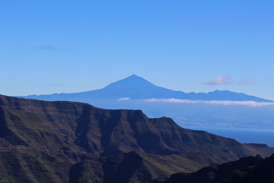 Teide, höchster Berg der Kanaren auf Teneriffa
