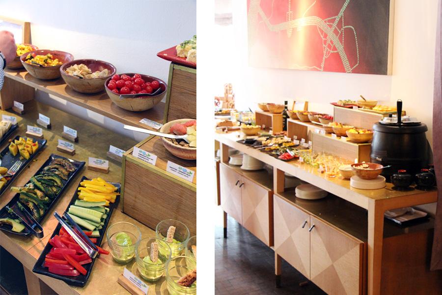 Veganer Brunch München im Emiko, Hotel Louis