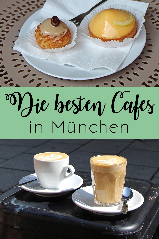 Die besten Cafes in München