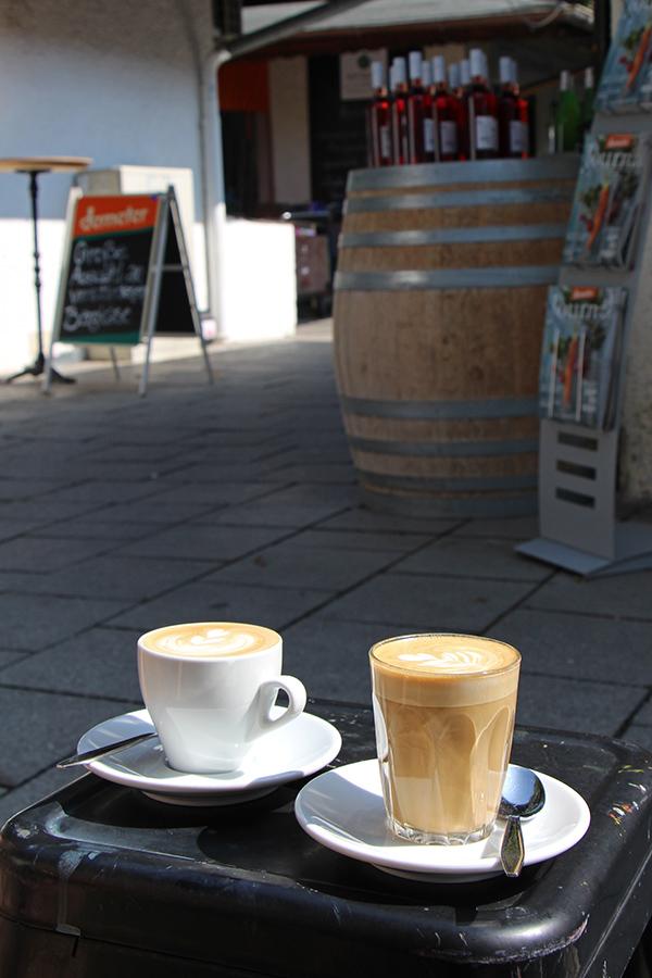 Standl 20 Kaffee am Elisabethmarkt