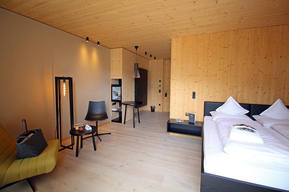 Hotel Sand Zimmer Design