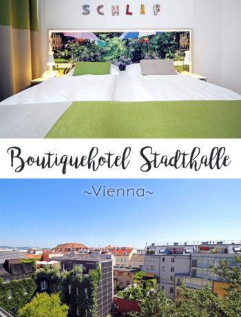 Boutiquehotel Stadthalle Vienna - nachhaltiges Hotel in Wien