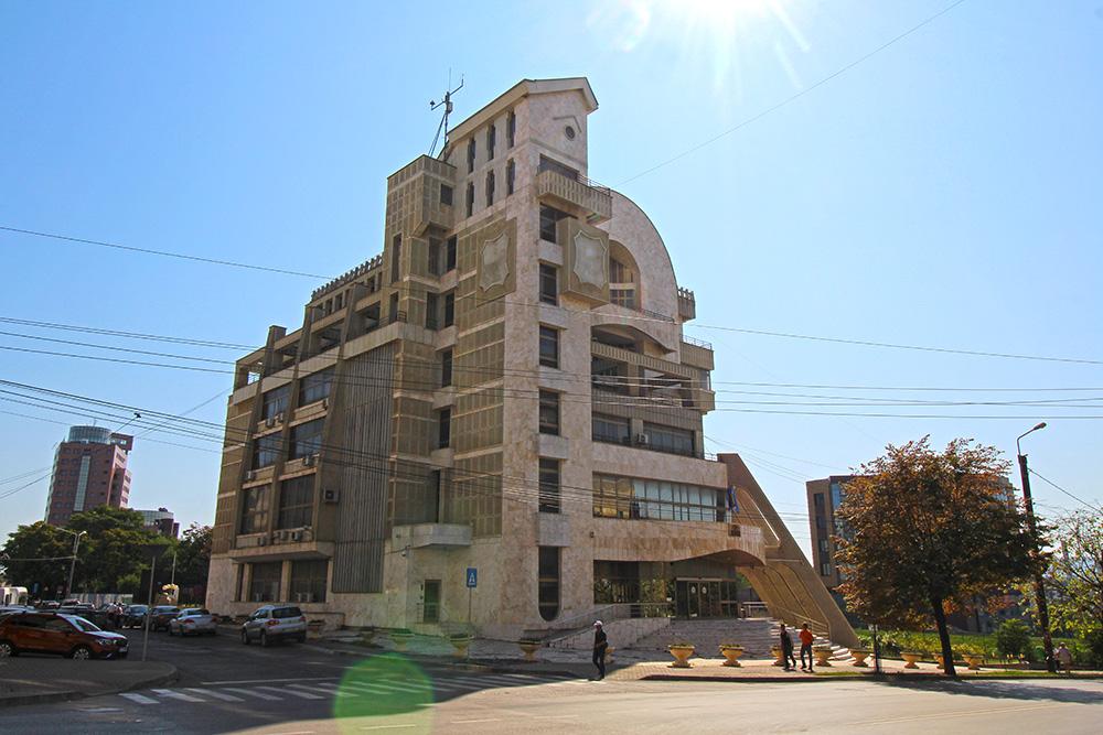 Ostblock-Charme in Iasi, Rumänien