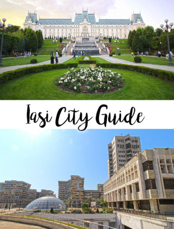 City Guide Iasi mit Veggie Tipps