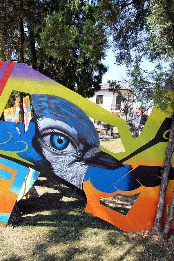 Street Art in Iasi