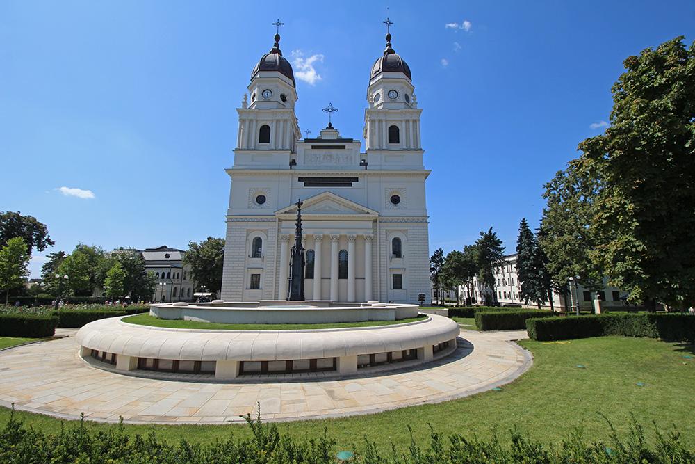 Kirche in Iasi