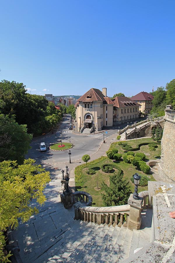 Studentenstadt Iasi in Rumänien