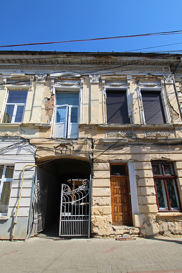 Lost places in Iasi