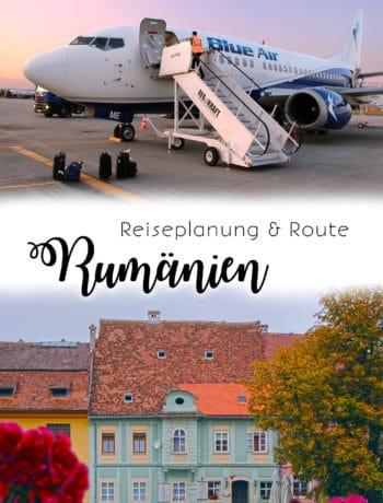Rumänien: Tipps für die Reiseplanung und Route für einen Roadtrip durch Transsylvanien