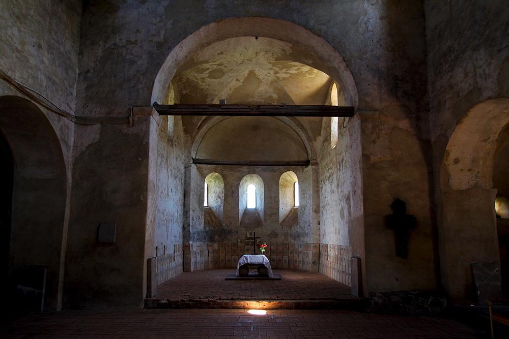 Kirchenburg von Cisnădioara / Michelsberg