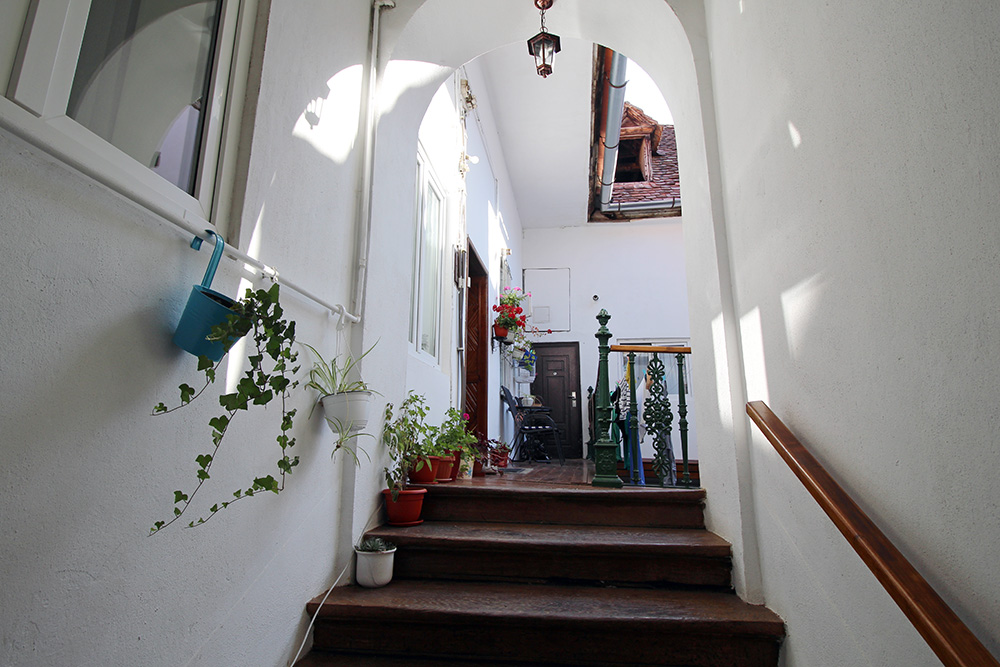 Airbnb im Zentrum von Sibiu