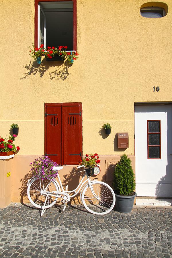 Sibiu Fahrrad Haus