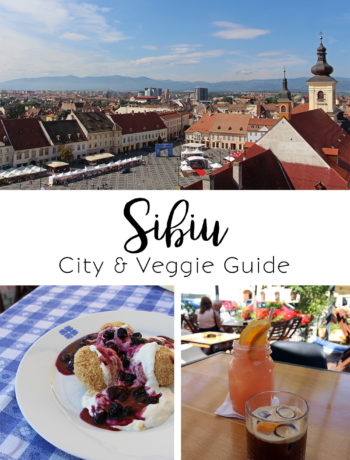 Veggie und City Guide Sibiu / Hermannstadt