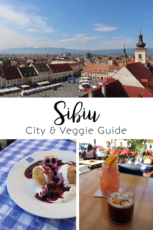 Veggie und City Guide Sibiu / Hermannstadt