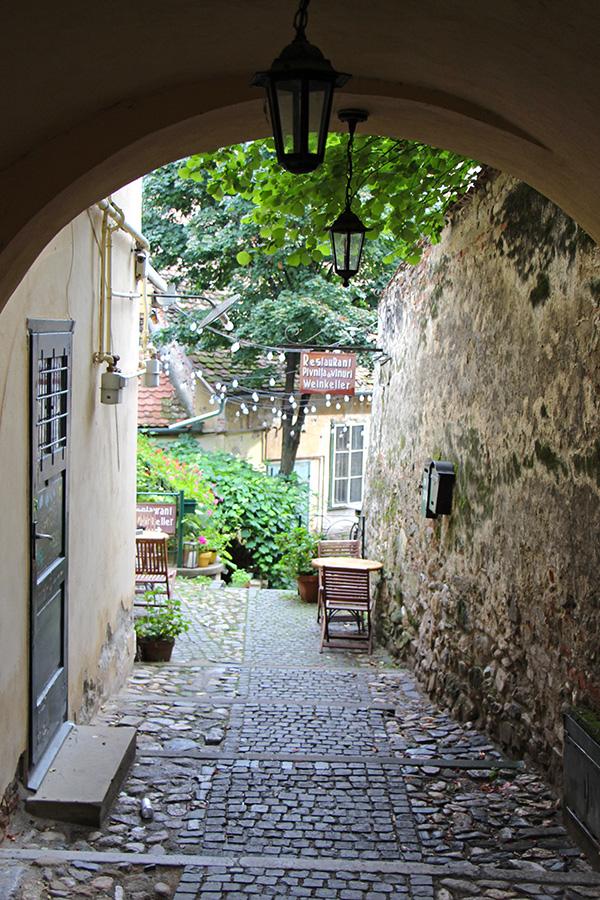 Weinkeller Sibiu