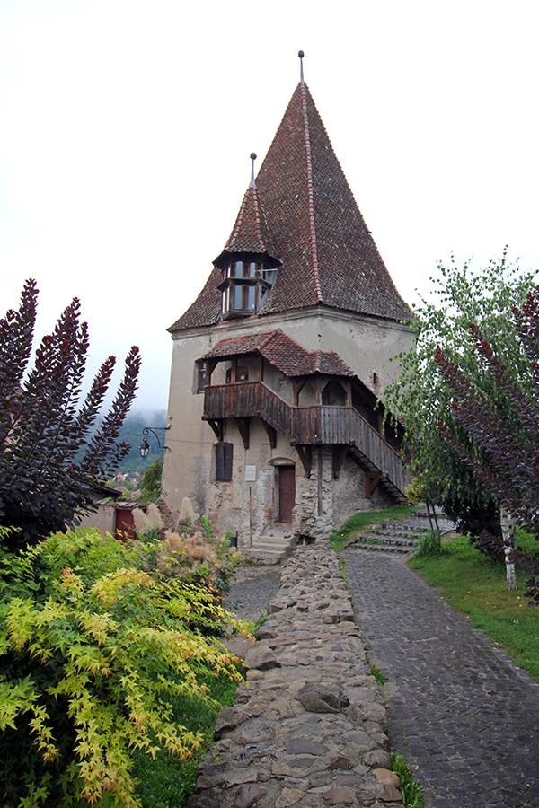 Turnul-Cizmarilor-Sighisoara