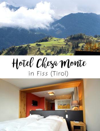 Hotel Chesa Monte in Fiss