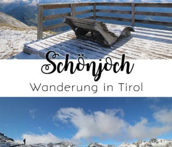 Panoramasteig Schönjoch in Tirol, Rundwanderung in Serfaus / Fiss