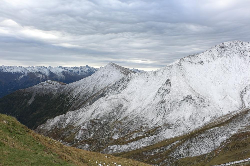 Berstation Lazidbahn, Tiroler Alpen