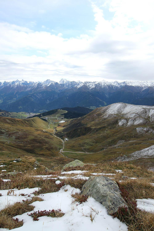 Plateau am Murmeltiersteig, Lazid in Tirol