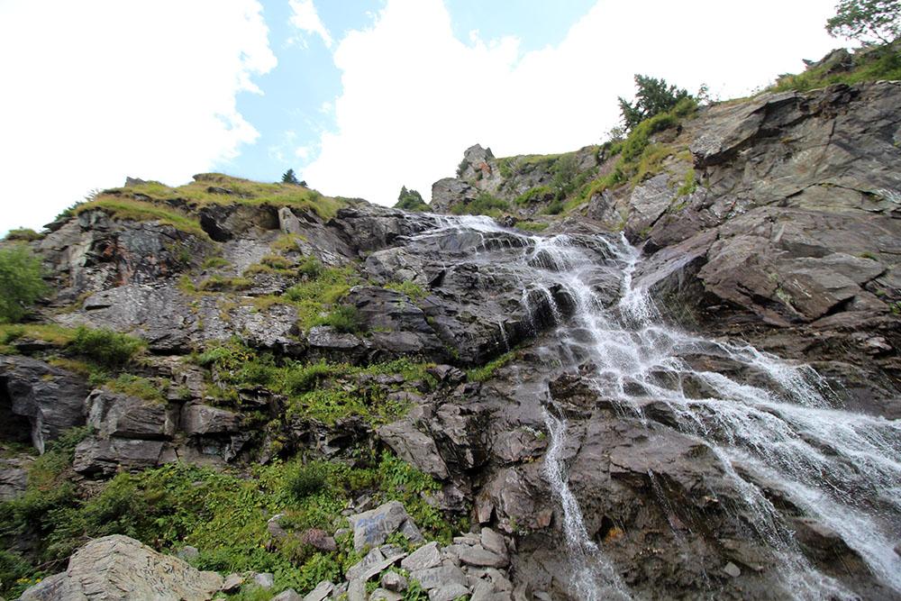 Wasserfall Rumänien